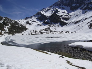 Grand lac Jovet 29 mai 2015