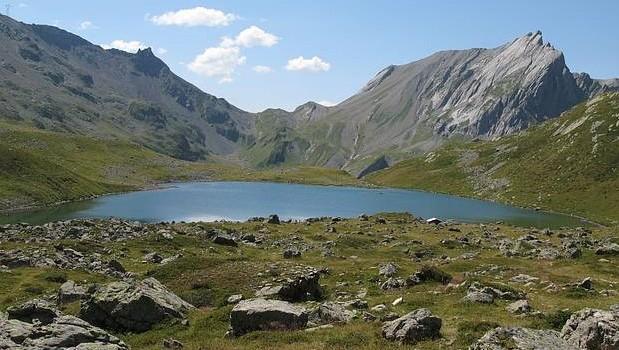 Lac Jovet et col du Bonhomme